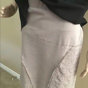 Yest Brand Beige Skirt